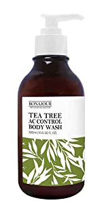 Tea Tree AC Control Body Wash 300ml