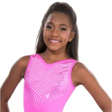 Pink Diamonds Leotard
