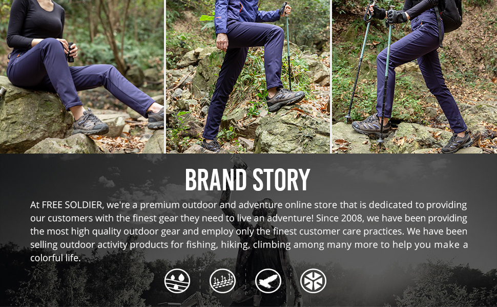 FREE SOLDIER BRAND STORY