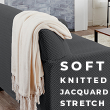 Knitted Stretch Slipcover