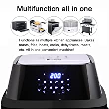Multifunction Air Fryer Oven