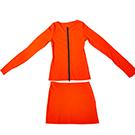 2 piece dress for women