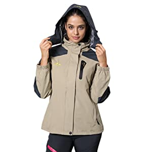 Windproof Breathable Hooded