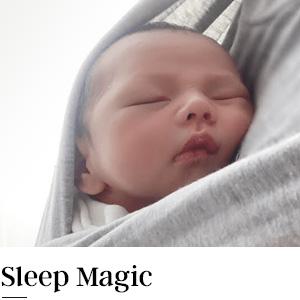konny baby carrier sleep well magic