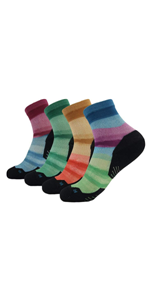 running quarter socks