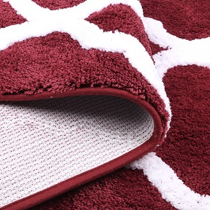 bathroom rug non slip
