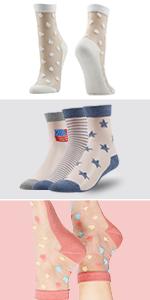 sheer socks for women,transparent socks,party socks,best for lather shoes,socks for women,women sock