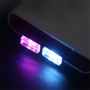 USB Light Night Light Ambient Light Car USB Light
