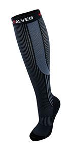 compression recovery socks running flight travel men women unisex calf arch support Achilles tendon