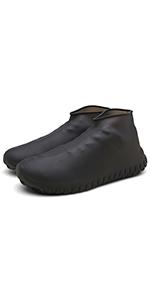 silicone,black,shoe cover