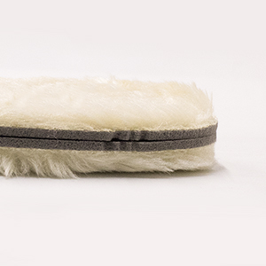 thick wool insoles