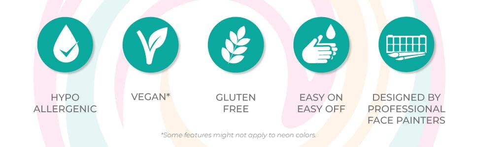 hypoallergenic vegan gluten free