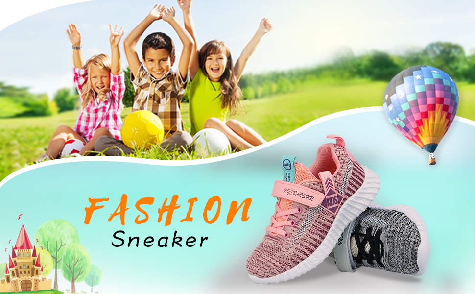 Kids Fashion Sneaker