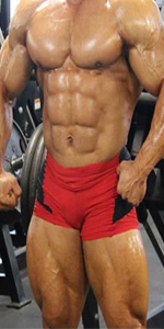 Bodybuilding Tight Shorts
