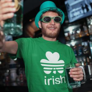 st patricks day hoodie mens st patricks day shirt tshirt crewneck irish