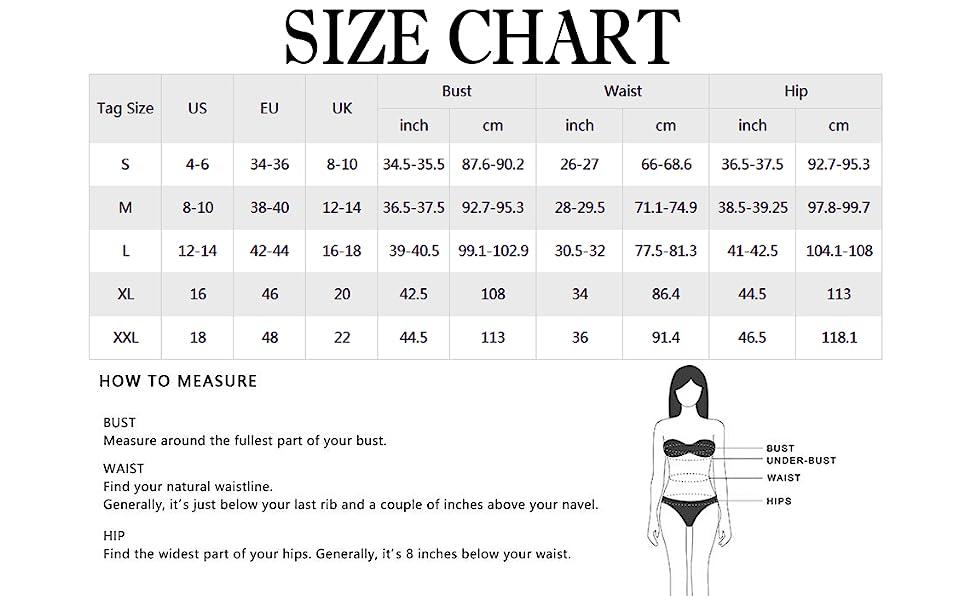 Bikini Swimsuit for Women High Waisted Swimsuits Tummy Control Two Piece Tankini Ruffled Top