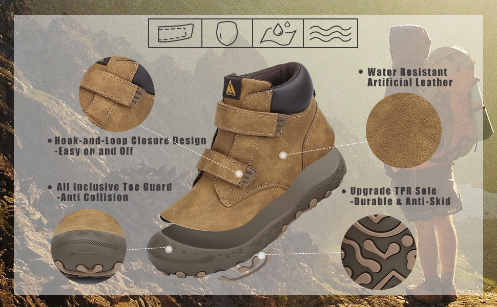 Best Kids Hiking Boots