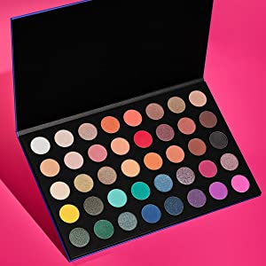 wet n wild; makeup; skincare; the 40 palette; eyeshadow palette; rainbow eyeshadow palette; cosmetic