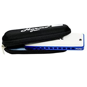 Celtic harmonica. Harmo Polar harmonica for Irish music. Sctoland, Ireland, Brittany, Wales. Hohner