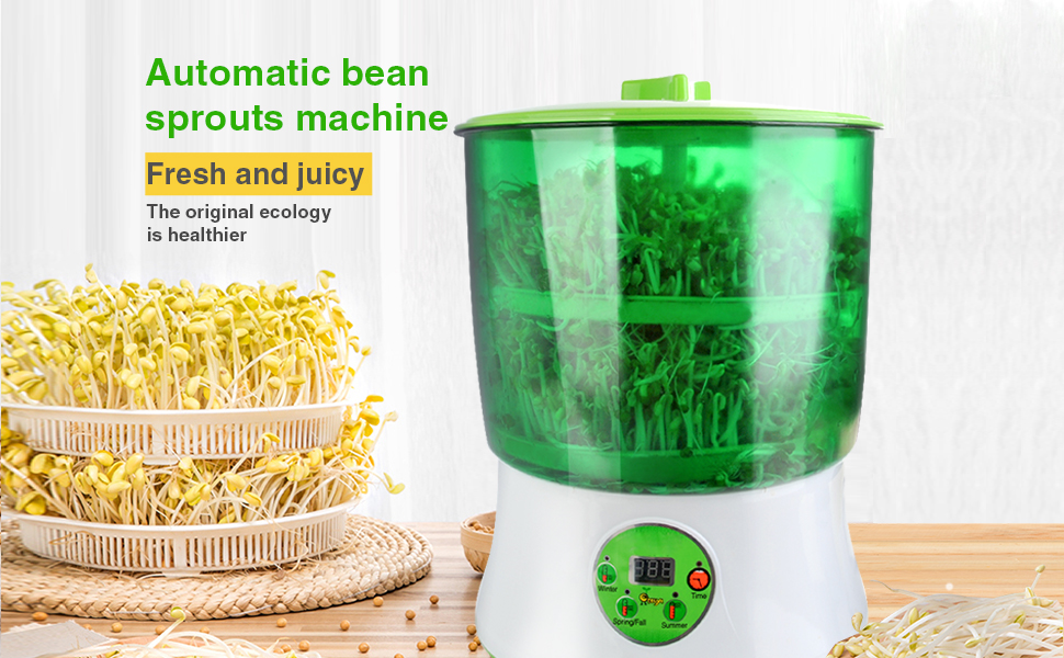 Bean Sprouts Machine