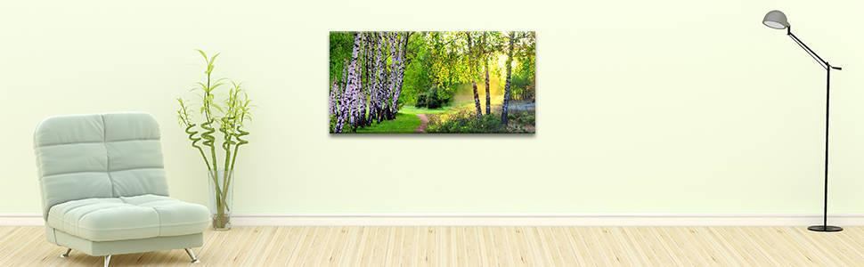 canvas nature art