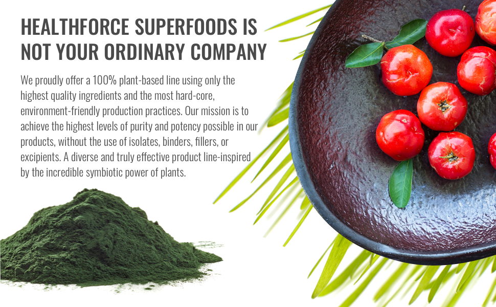 plant-based super foods environment friendly