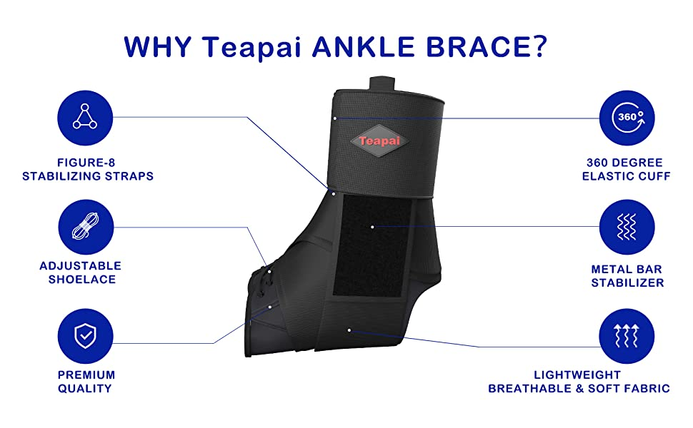 Why Teapai Ankle Brace