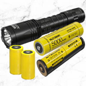 nitecore, i4000r, horse, flashlight, led, rechargeable, 21700, performance, bright flashlight,