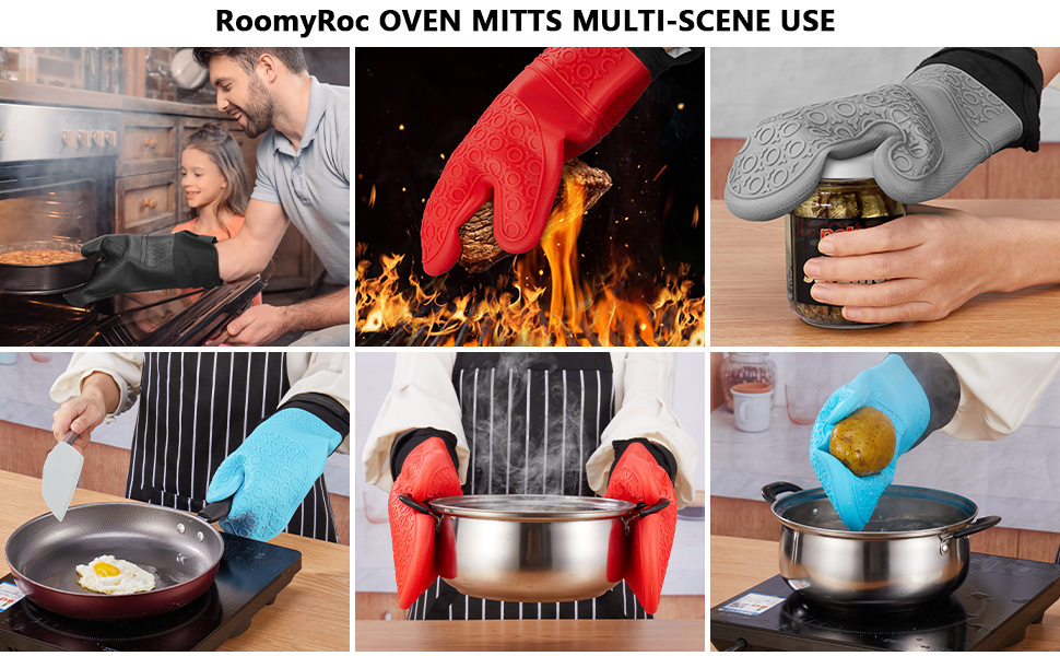 oven mitts for baking