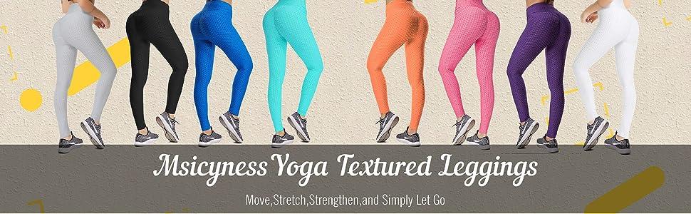 Butt Lifting Yoga Pants
