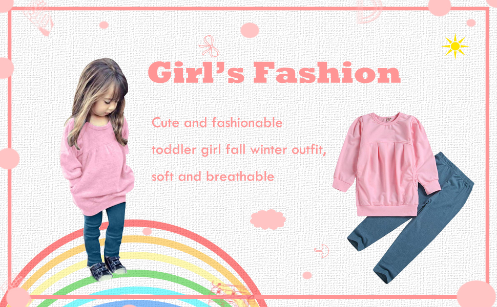 baby girl outfit fall winter