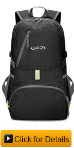light backpack