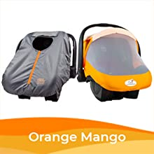 Cozy Cover Combo Pack - Orange Mango