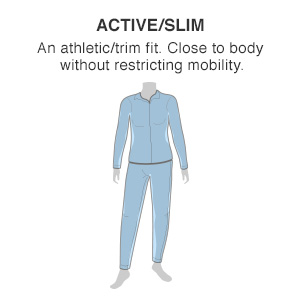 active fit t-shirt