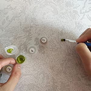 diy painting kits for adults