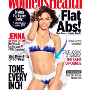 West56 Featured in the August 2016 issue of Women's Health