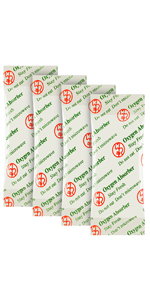 oxygen absorbers for food storage 100cc