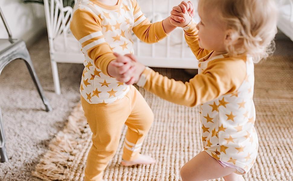 babysoy all star, modern gown