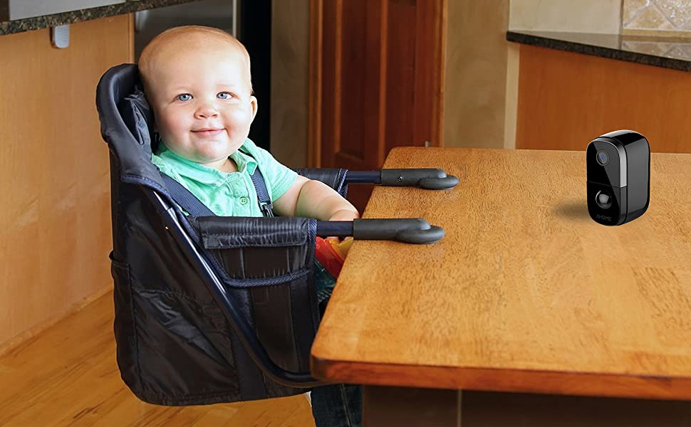 Indoor Baby Monitor