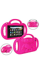 fire hd 8 kids case fire hd 8 tablet case fire hd 8 case pink girls