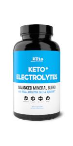 keto electrolytes supplement potassium magnesium sodium calcium best electrolyte capsules minerals