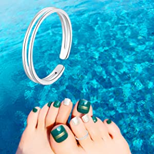 toe rings women