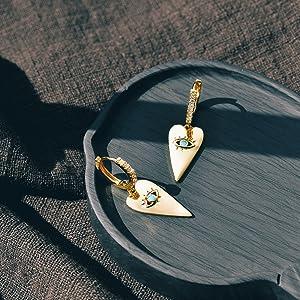 Huggie Hoop Earrings for Women Hoop Earrings Cute Hoop Sleeper Earrings