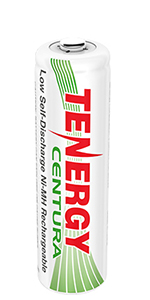 Centura Rechargeable AA battery