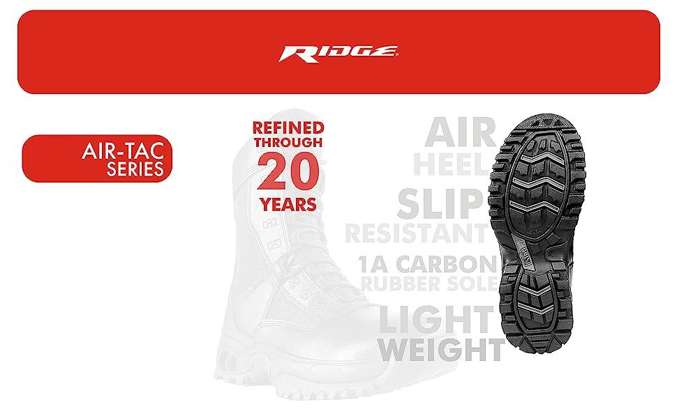 Ridge Airtac top features