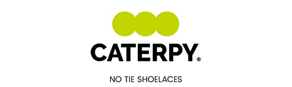 Caterpy - no tie shoelaces
