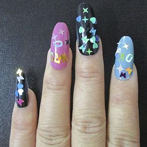 star nail art,heart nail glitter,alphabet nail sequins,chunky nail glitter,cosmetic glitter,crafting