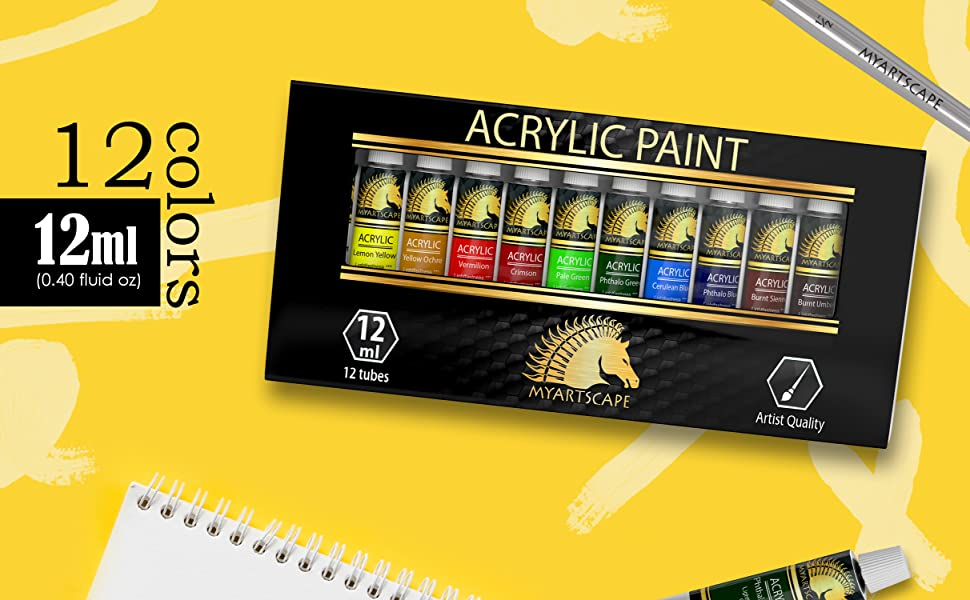 B00X3O70B2 myartscape acrylic paints