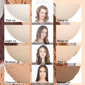 natural mineral makeup vegan powder foundation organic cruelty free cosmetics yoga yogi