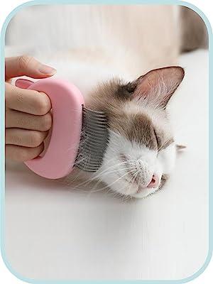 Cat Comb, Cat Massage Comb, Cat Shell Comb